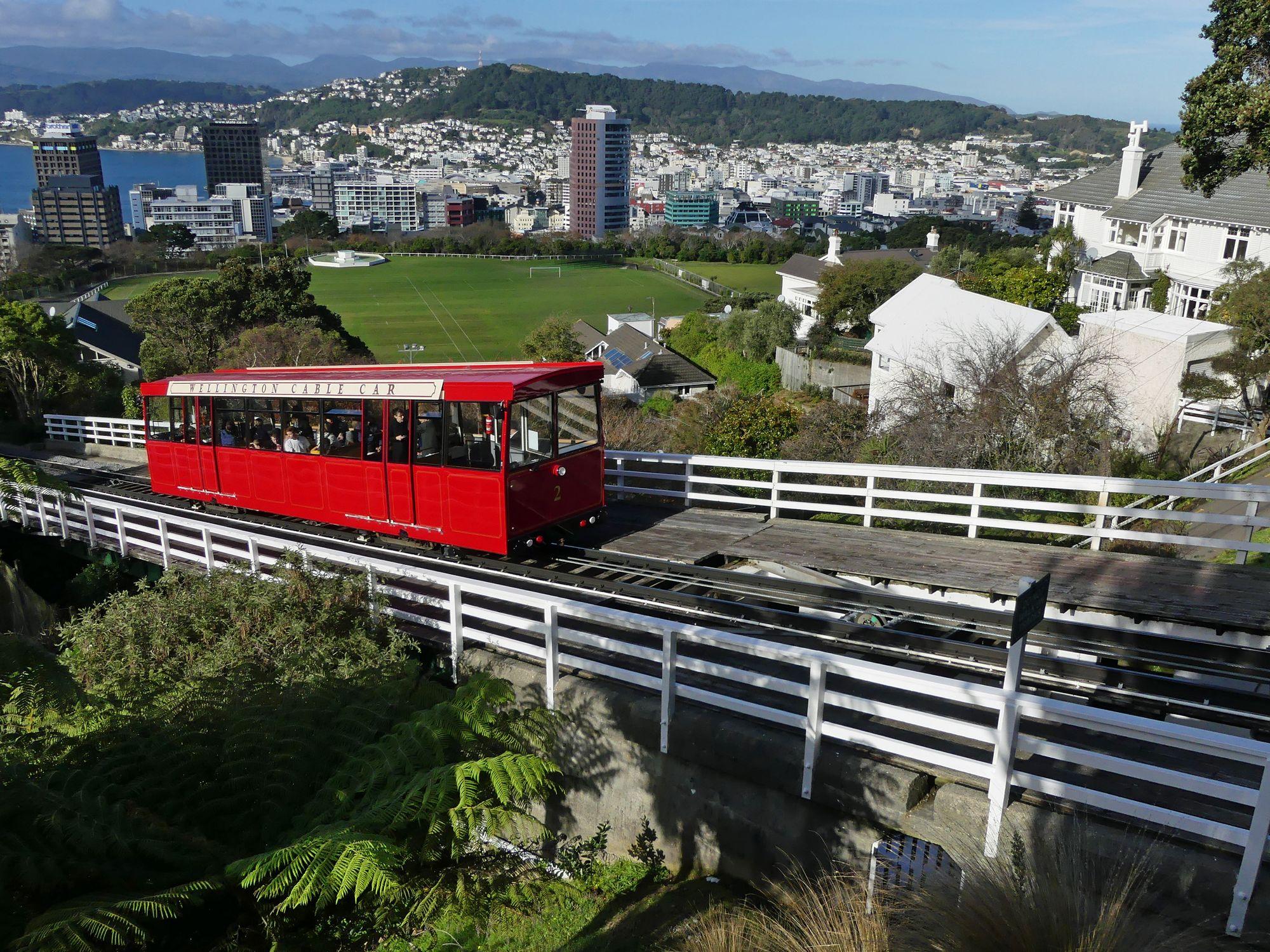 Wellington Cable Car Colinspics